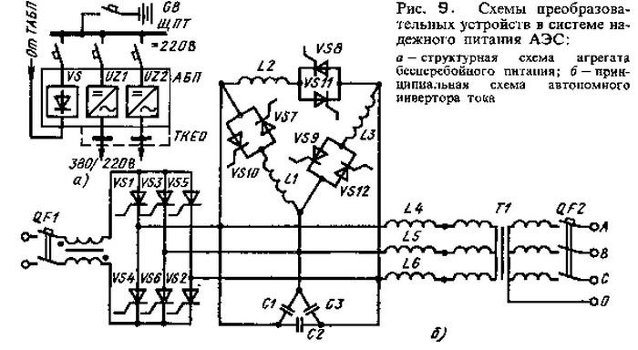 Частотный преобразователь 220 в выход 3 фазы.