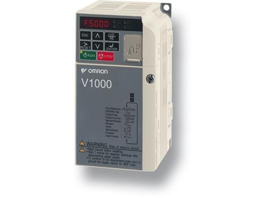 Частотник yaskawa v1000