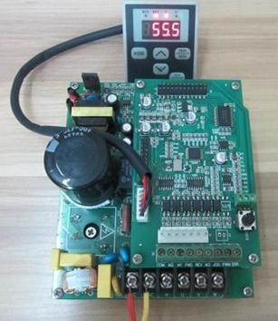 Преобразователь однофазного тока в трёхфазный.
