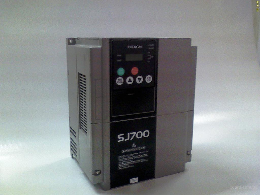 Преобразователи частоты Hitachi - инструкция функций