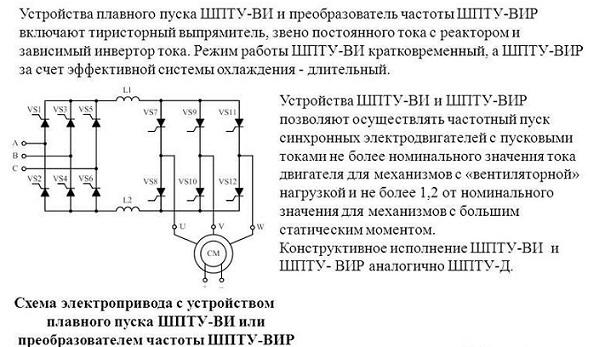 Отличие частотного преобразователя от устройства плавного пуска