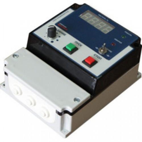 Пульт управления частотным преобразователем