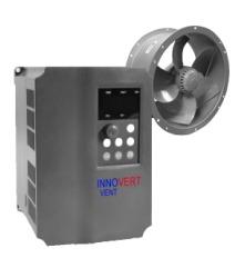 Частотный преобразователь для вентилятора