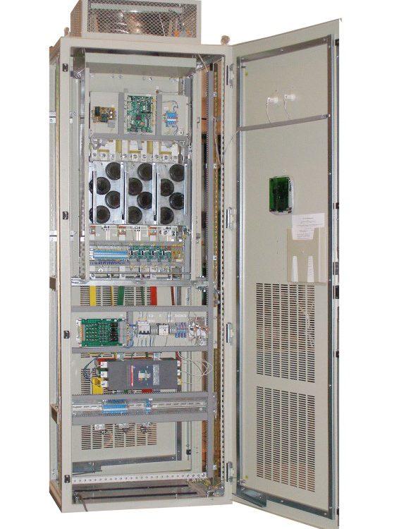 Преобразователь частоты для асинхронного двигателя 6 кв