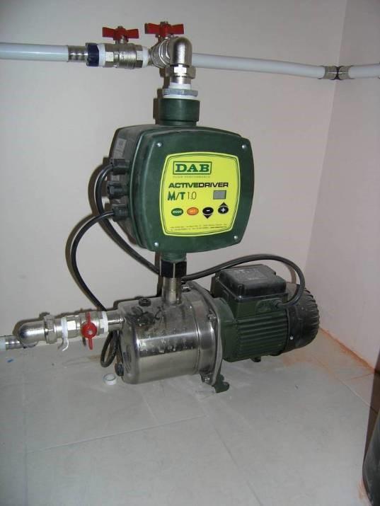 Расчет частотных преобразователей на насосы водоснабжения