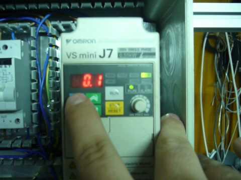 Частотный преобразователь omron vs mini j7