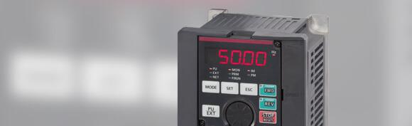 Преобразователь частоты Mitsubishi Electric fr-f800