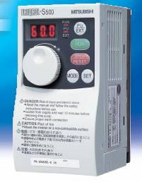 Преобразователь частоты Mitsubishi Electric fr-s 500