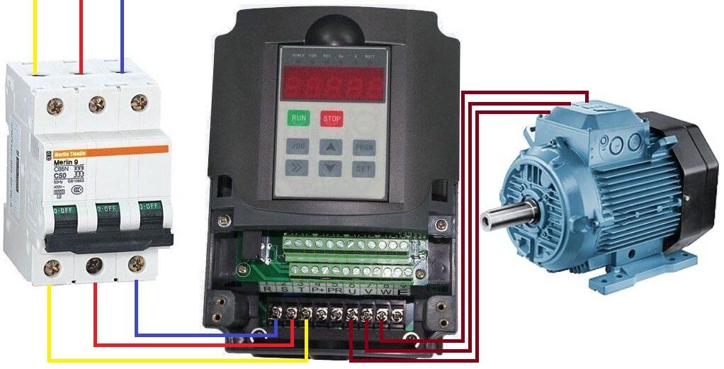 Автоматика VAC-W-SBD1D3D35D125T123D14Dv (11 кВт)