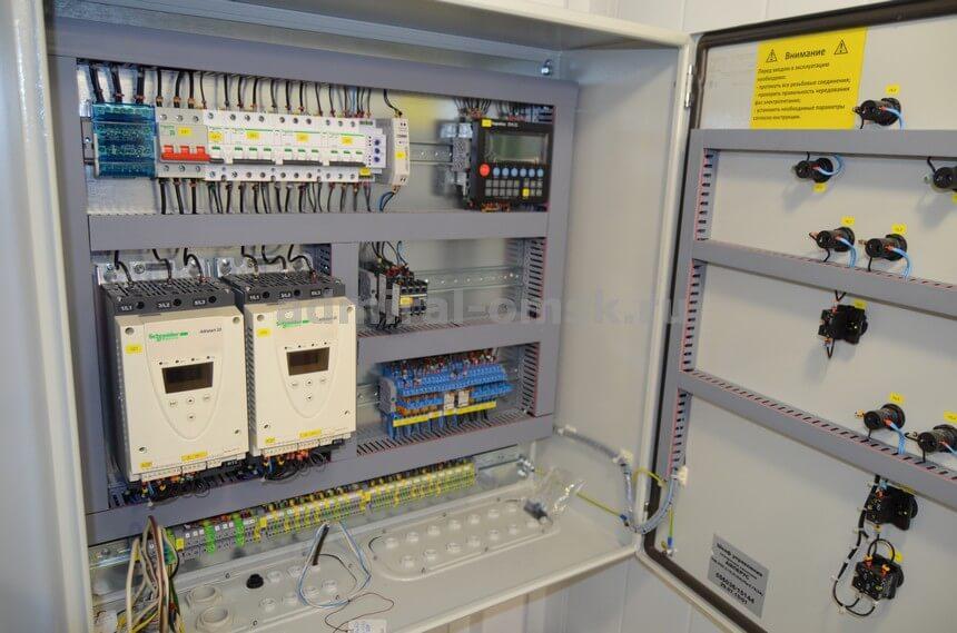 Преимущества преобразователей частоты в работе насосных станций