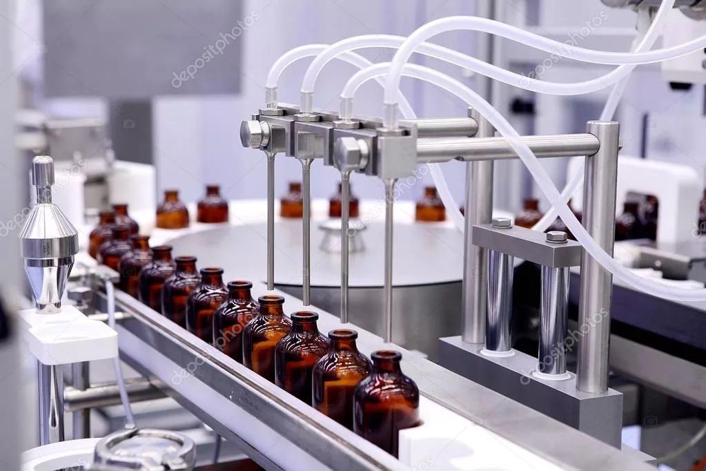 Промышленное оборудование для медицины